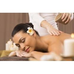Masaż aromaterapeutyczny świecą (60 minut)