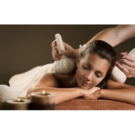 Indonezyjski masaż stemplami Pantai Luar (60 minut)
