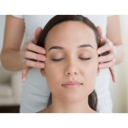 Hinduski masaż głowy (20 minut)